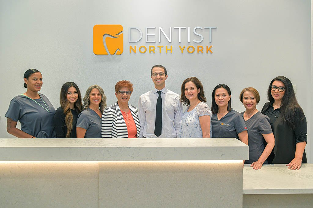 dental implants clinic North York Ontario